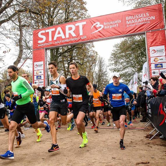 Brussels Marathon & Half Marathon 2019