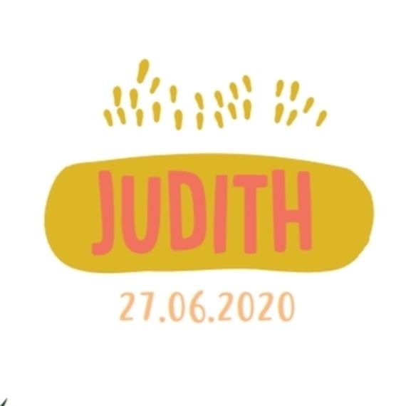 Bienvenue Judith