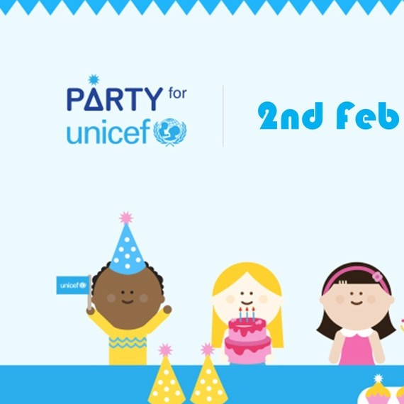 Party for Unicef 2019!