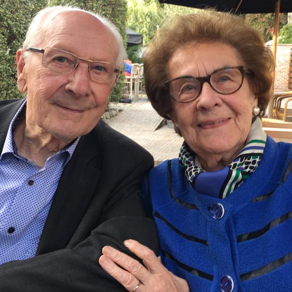 Etienne & Maria 70 jaar gehuwd