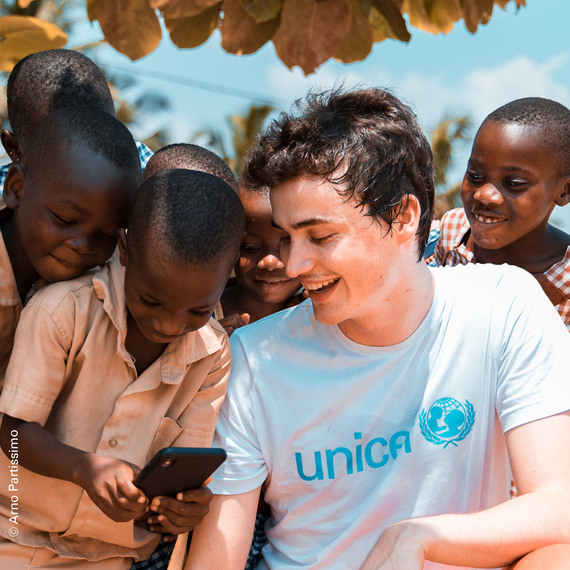 Henri PFR for UNICEF