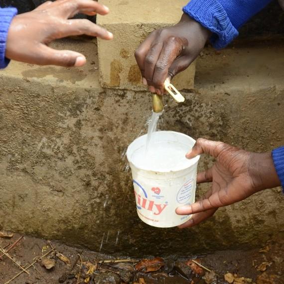water voor Ivoorkust