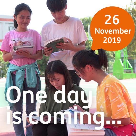 ONE DAY - 26 november