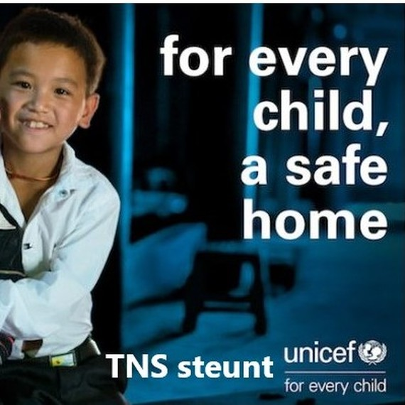 TNS steunt Unicef