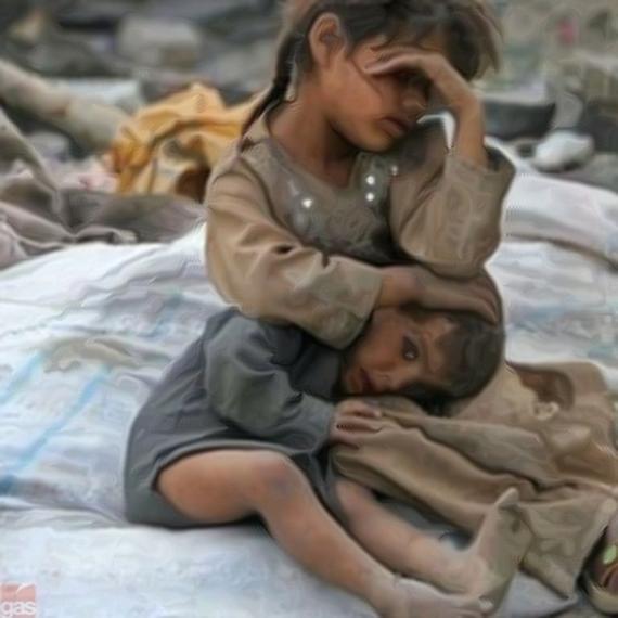 Collecte de fonds pour UNICEF Belgium et Children and Armed Conflicts (Yemen)