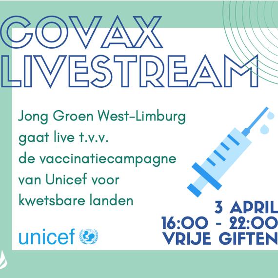 Coronavaccin livestream