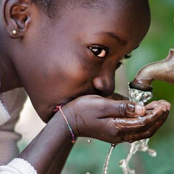 De l'eau pour la Côte d'Ivoire