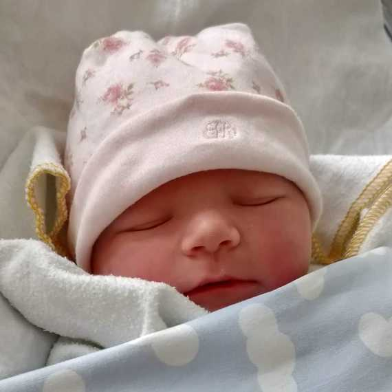 Geboorte Elisabeth Ghijselinck