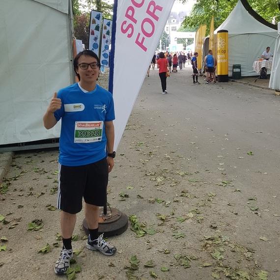 Sanou's goede doel voor Unicef