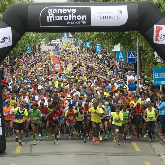 Geneva Half Marathon