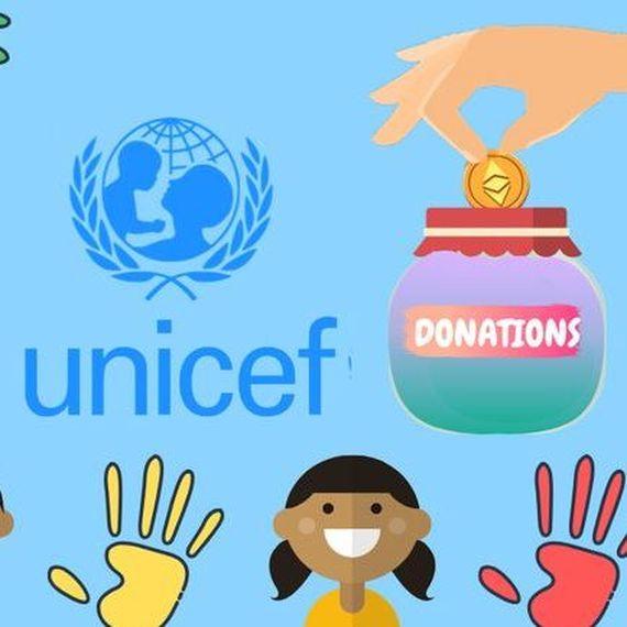 Mon anniversaire avec UNICEF