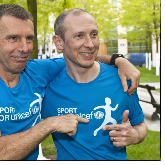 Helmut Lotti loopt de 20 km van Brussel