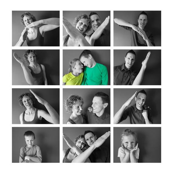 Katrien & Bert - 10 jaar getrouwd!