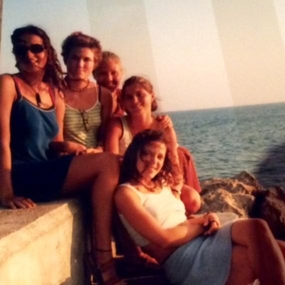 Cinq mamans partent en trek pour les enfants de Syrie