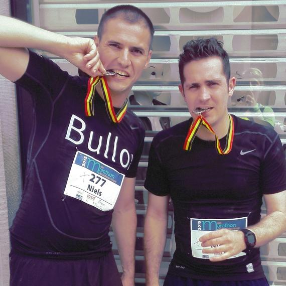 Marathon Amsterdam 16/10/2016