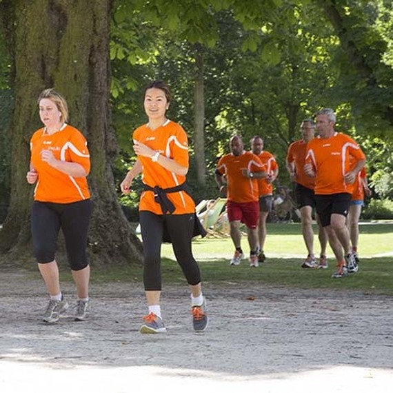BC Leuven Runs for Youth